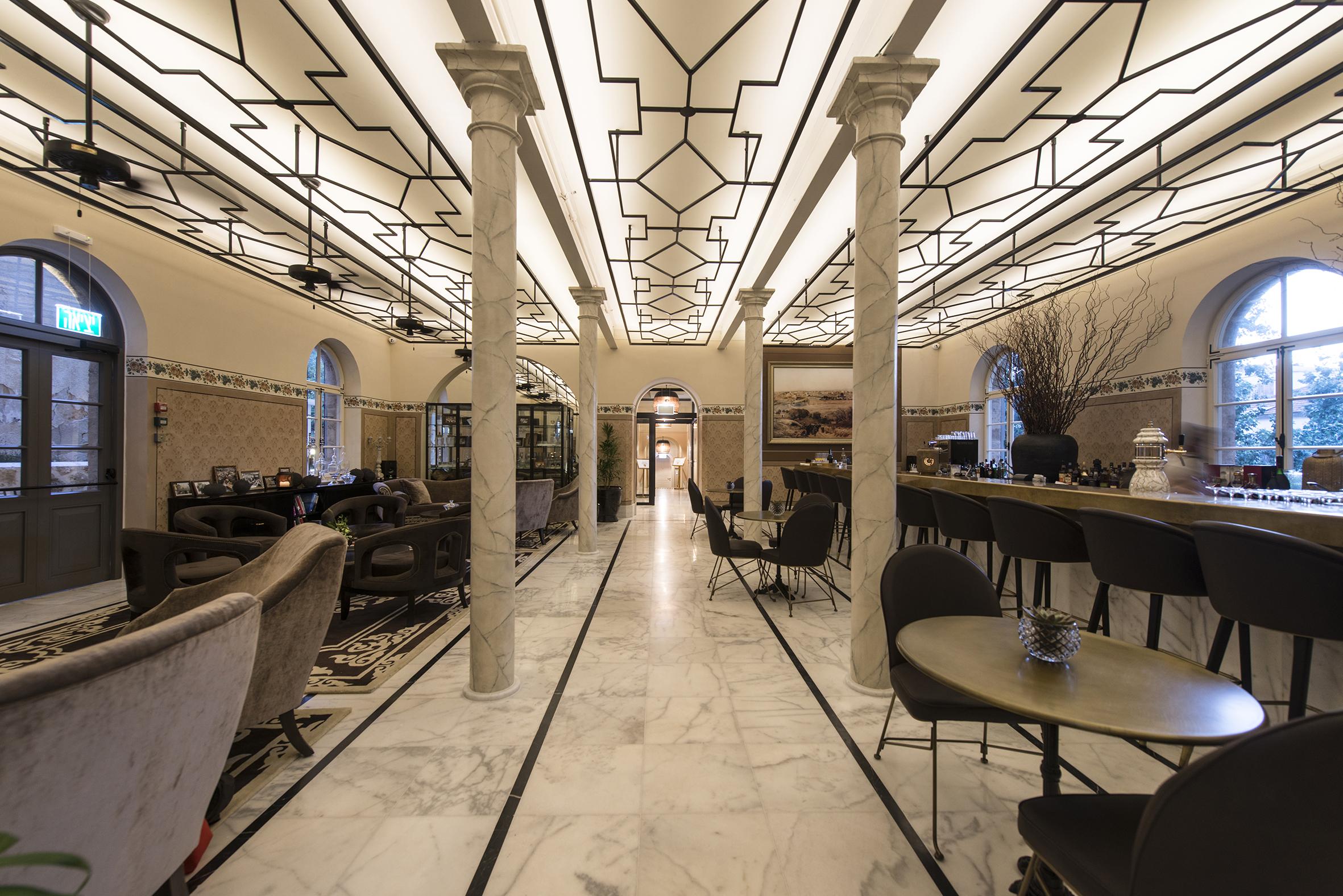 THE DRISCO, EL NUEVO E HISTÓRICO HOTEL BOUTIQUE DE TEL AVIV