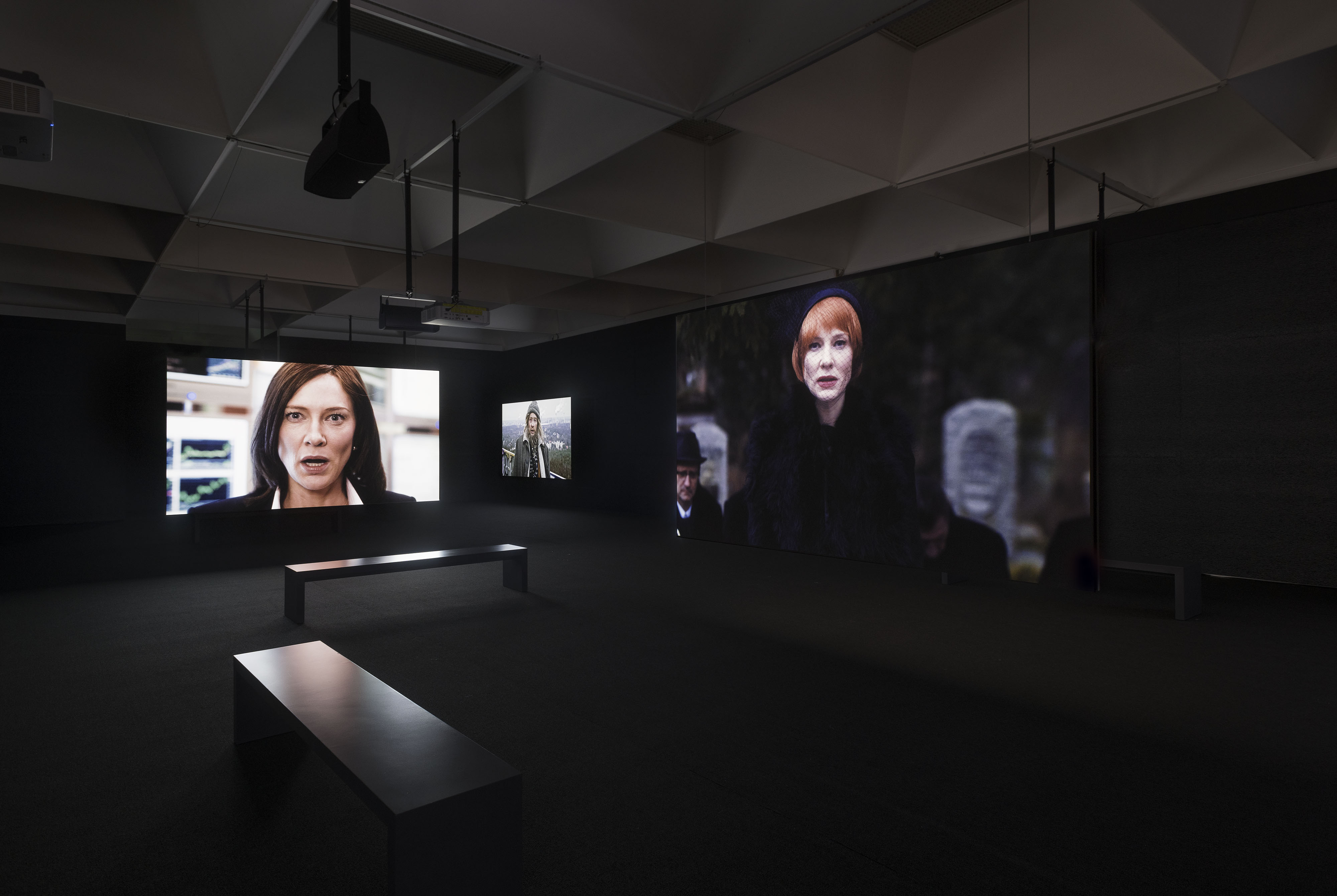 """El museo de Jerusalén acoge el estreno en Israel de """"Manifesto"""""""