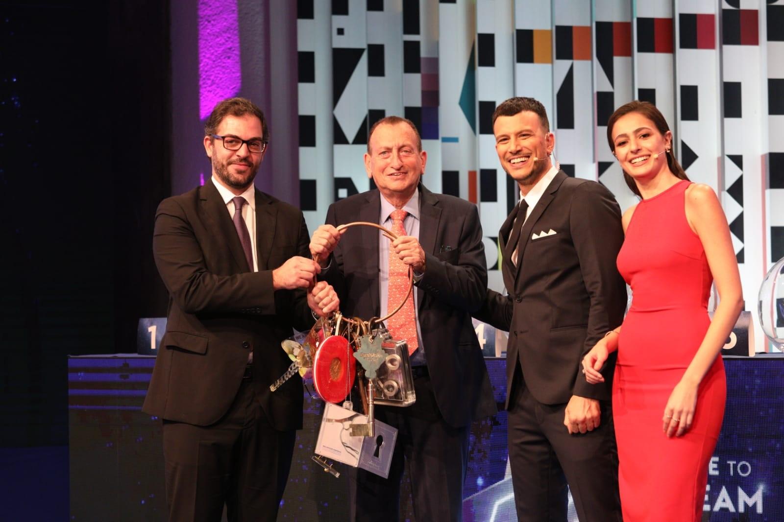 Tel Aviv calienta motores para Eurovisión