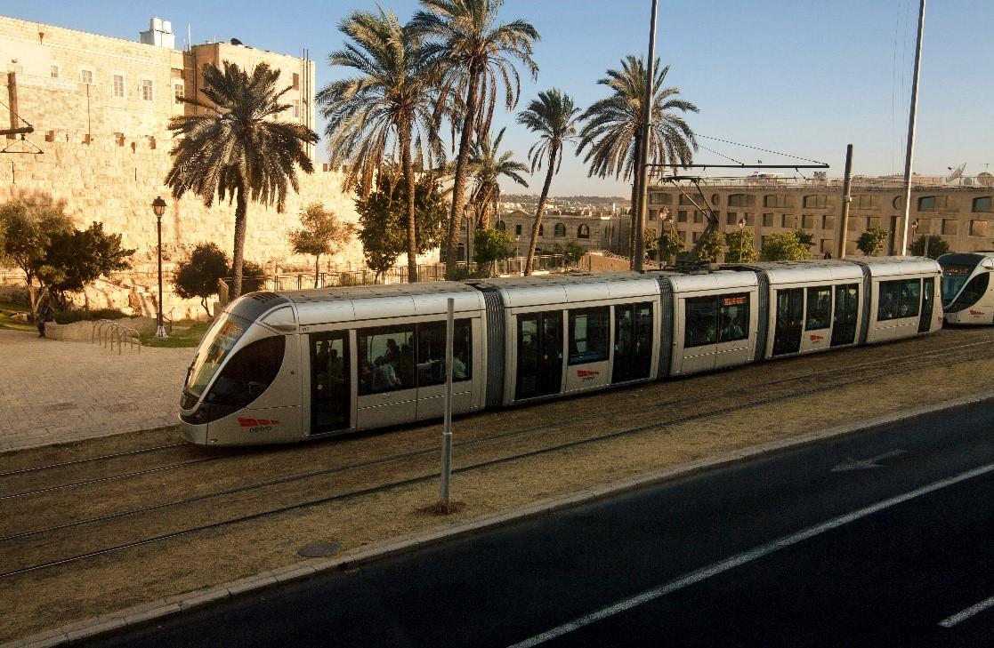"""El Ayuntamiento de Jerusalén amplía la zona de """"bajas emisones"""" en la ciudad para combatir la polución"""