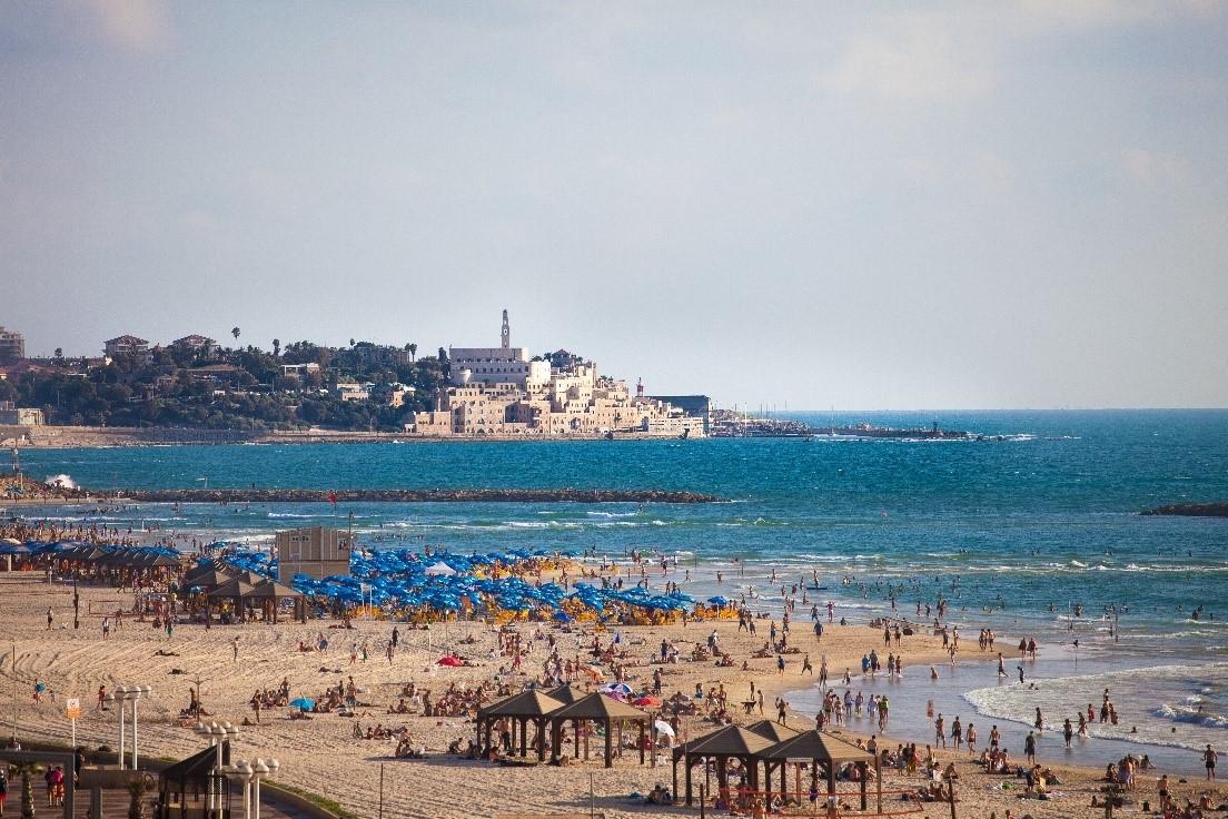 Tel Aviv presenta su plan turístico para la próxima década