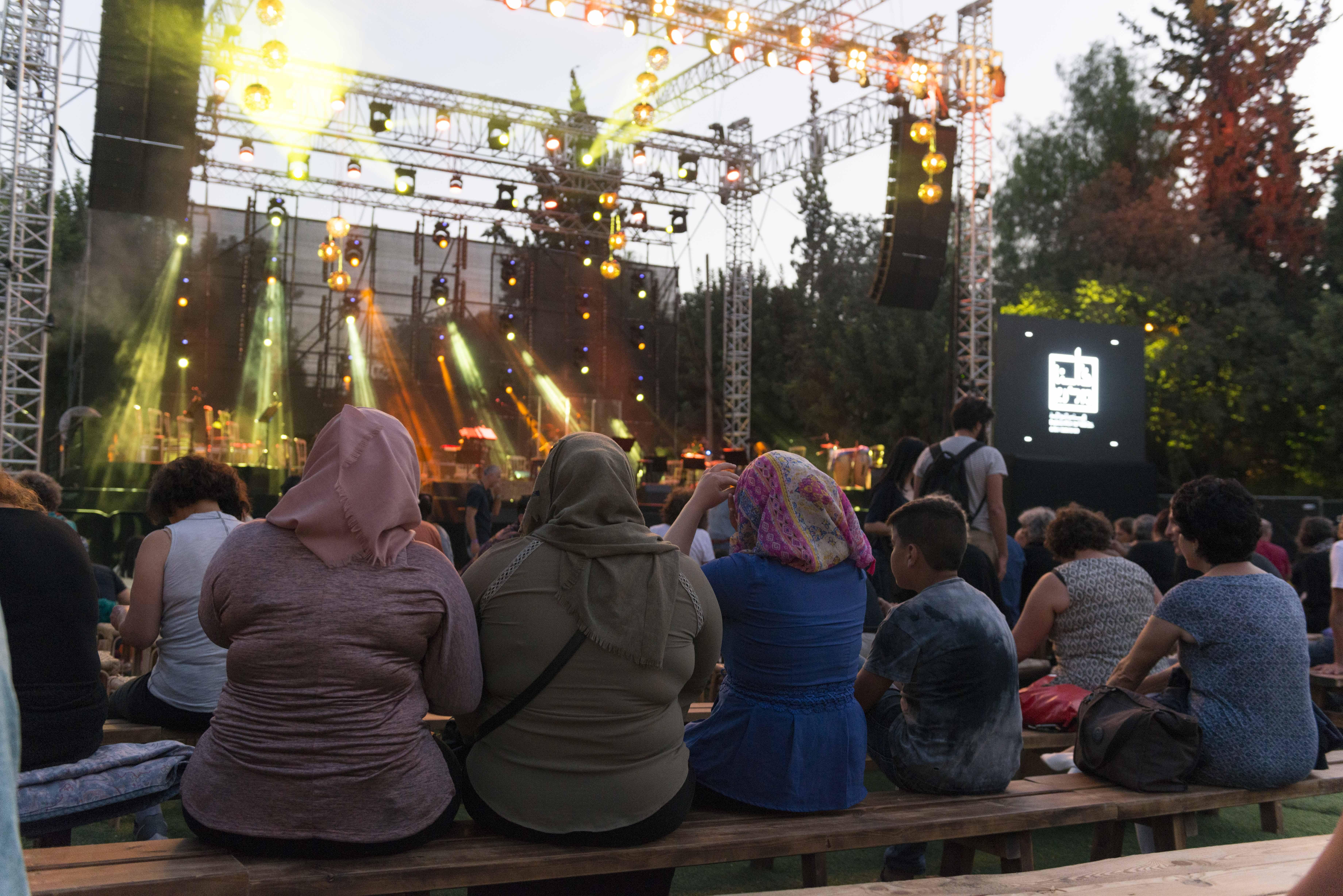 Mekudeshet: festival anual de música