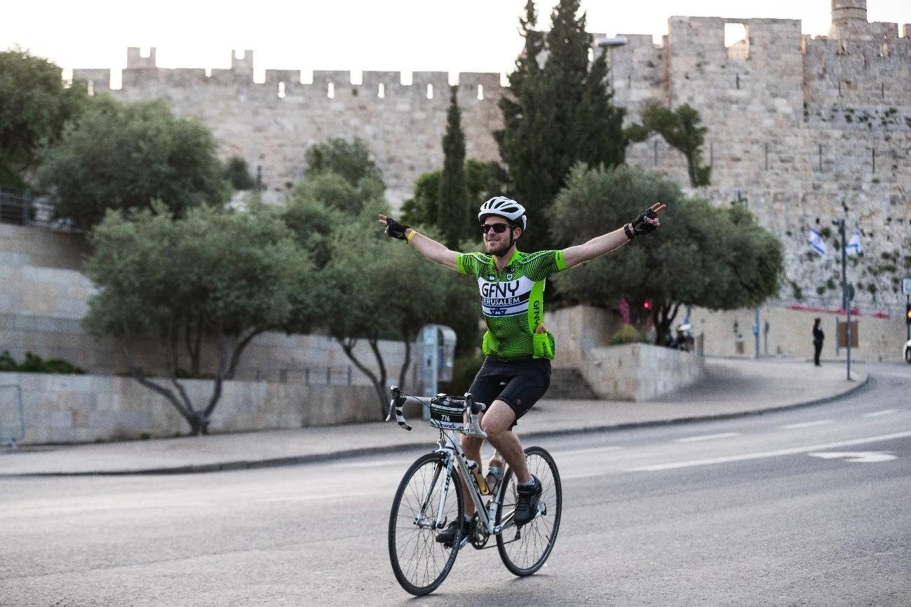 LA CARRERA DE BICICLETAS GFNY WORLD CHAMPIONSHIP VUELVE A ISRAEL EN 2020