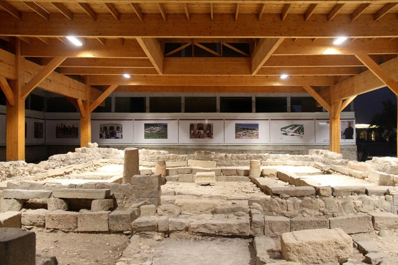 Inaugurado un nuevo centro para peregrinos en Magdala
