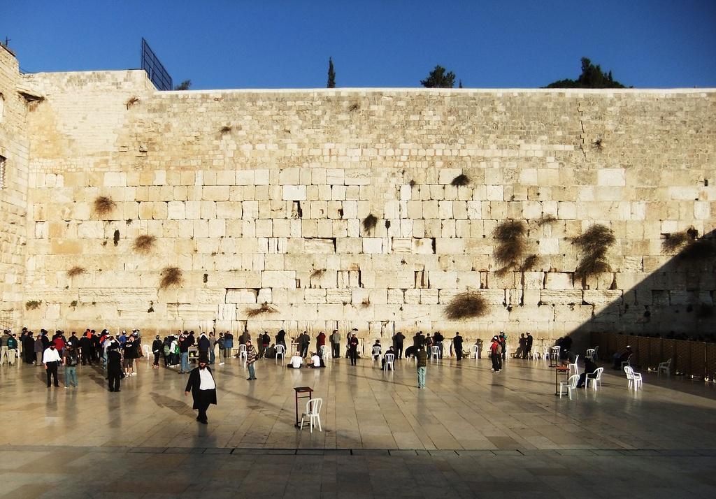 Habrá una nueva estación de tren en la Ciudad Vieja de Jerusalén
