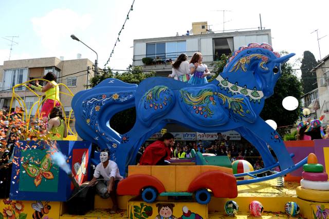 Israel celebrará el Purim, su particular Carnaval