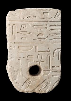 Hallada un ancla del antiguo Egipto en la costa norte de Israel