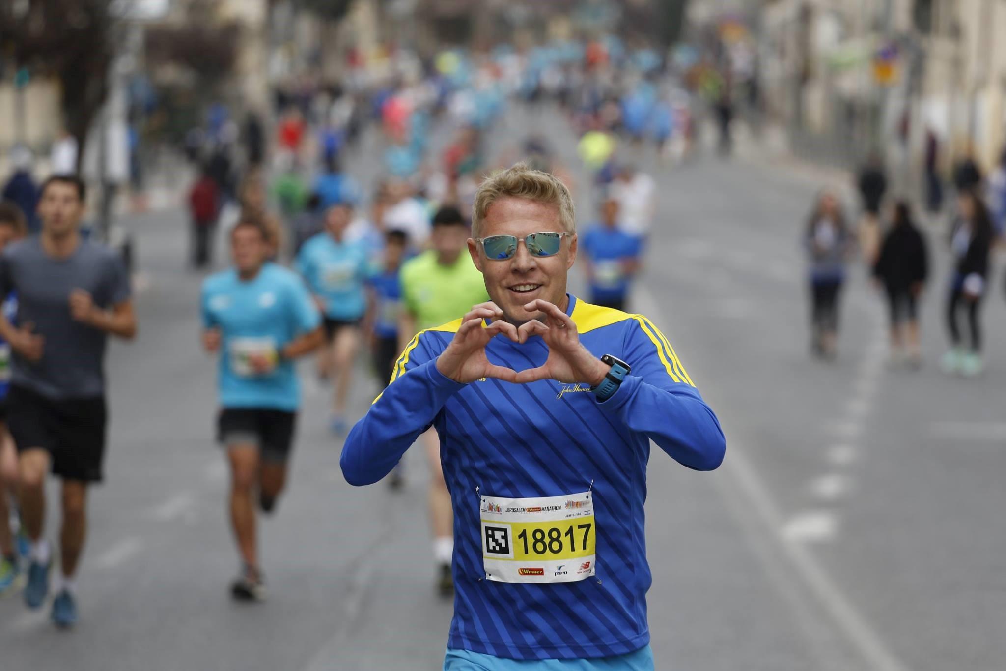 El maratón de Jerusalén se pospone al mes de octubre