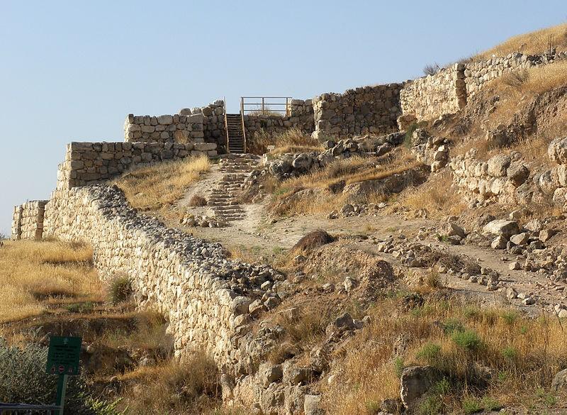 Descubren un templo de más de 3.000 años en la ciudad bíblica de Laquis