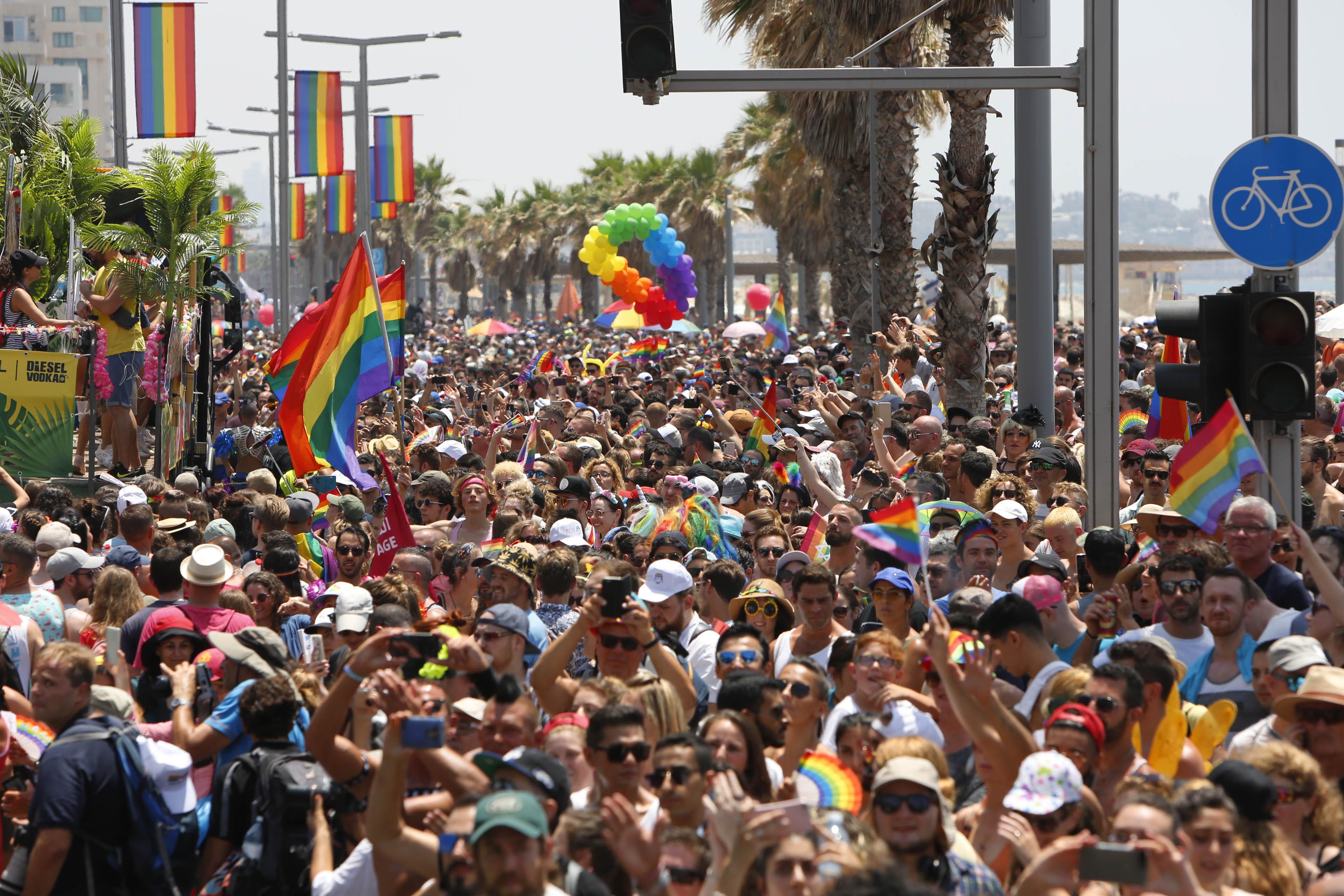 Tel Aviv pospone el Gay Pride 2020