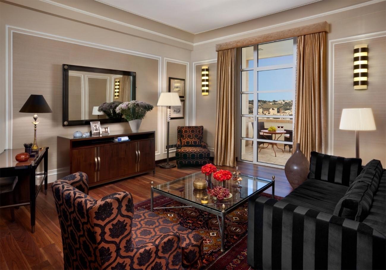 4 curiosidades que quizá no conocías del Hotel Rey David, el más emblemático de Israel