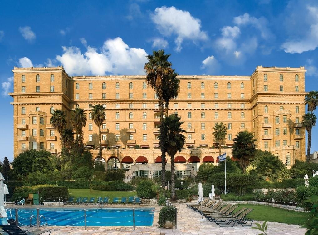 Los Ministerios de Salud y Turismo de Israel aprueban un sello púrpura personalizado para los hoteles