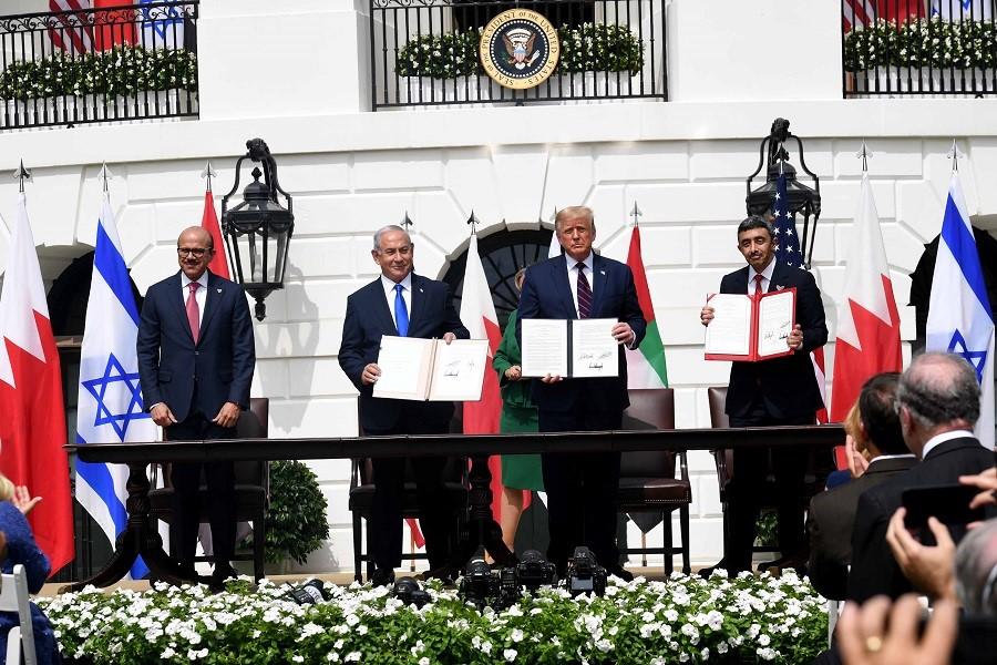 Israel alcanza un acuerdo histórico con los Emiratos Árabes Unidos y Bahréin