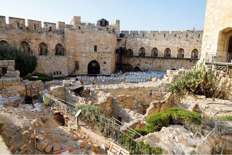 El Museo de la Torre de David inicia la reforma de sus instalaciones