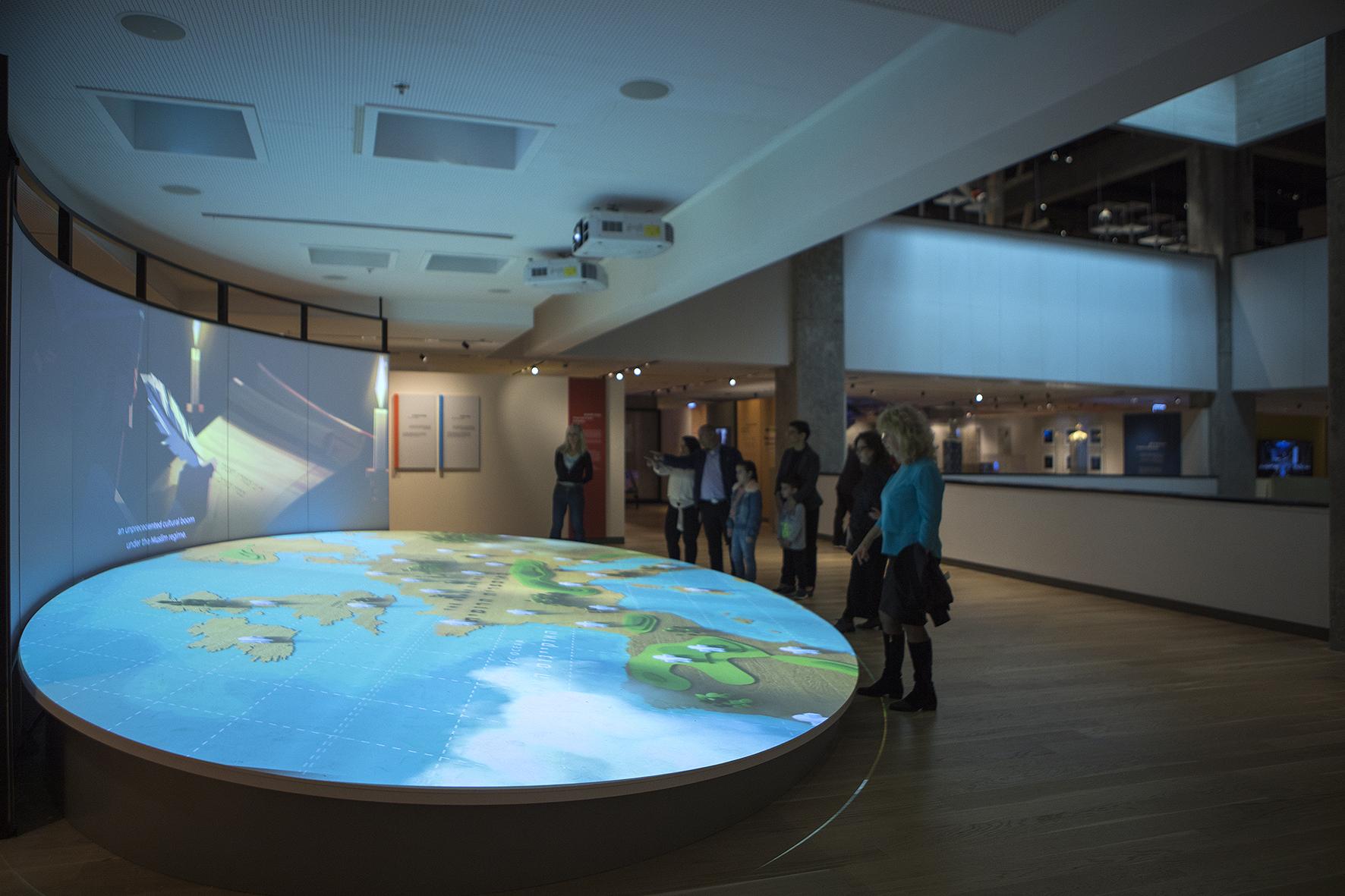 El museo del Pueblo Judío de Tel Aviv reabre con más de 6.500 m2 de galerías