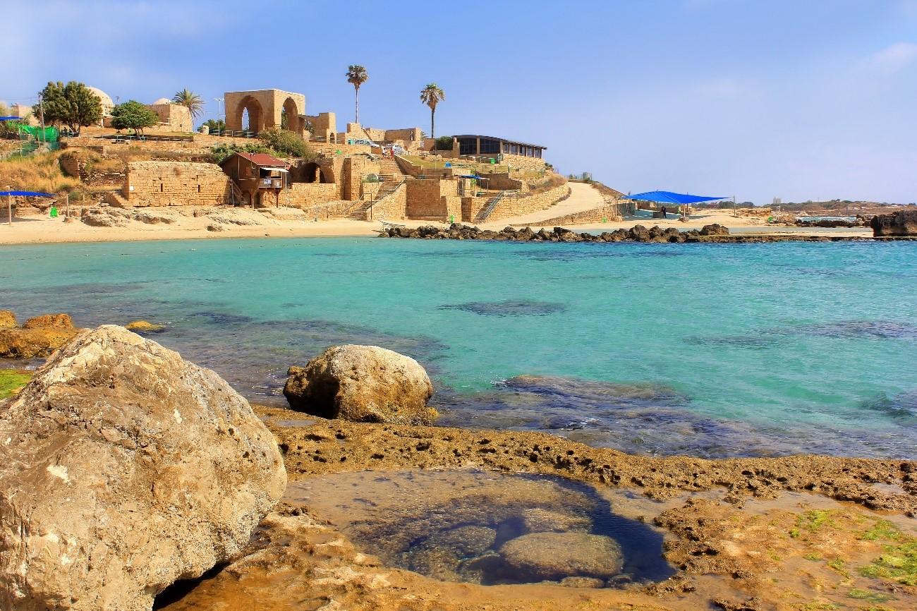 """El 77% de las playas de Israel están """"limpias"""" o """"muy limpias"""""""