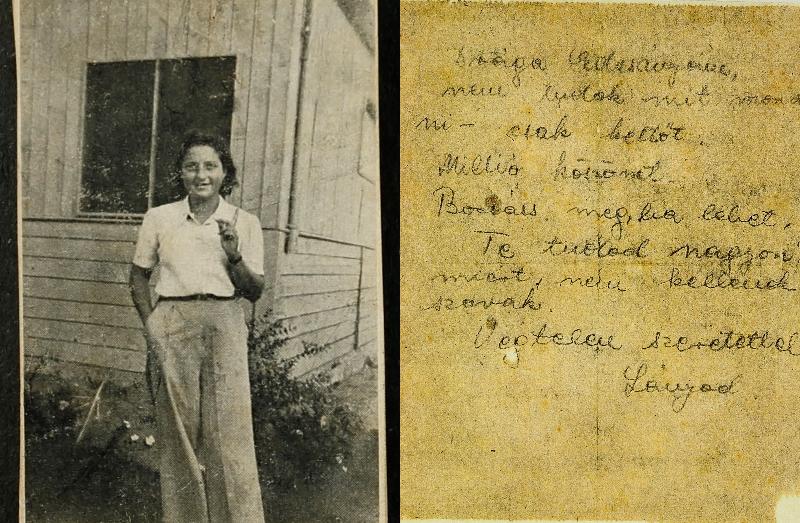 Israel celebra los 100 años de la poeta Hannah Senesh publicando sus tesoros archivados